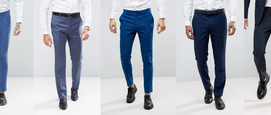 Blue Pants With Black Shoes When It Works And When Not