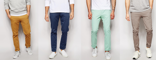 How To Look Great In Chinos And Sneakers
