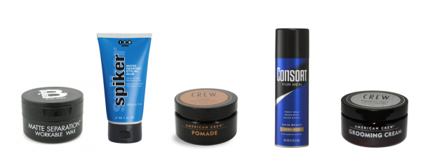 A Look at Men's Hair Products – What Are Your Options?
