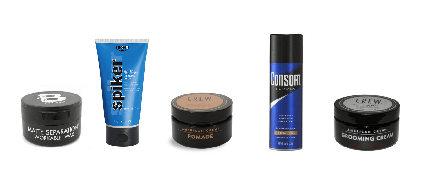 Style Hair Products Entrancing A Look At Men's Hair Products  What Are Your Options
