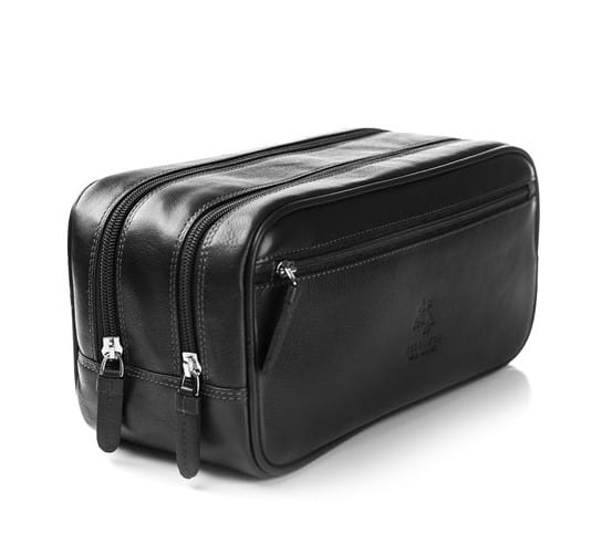 Ideal Three Great Ideas for the Perfect Men's Toiletry Bag: Travel  MN07