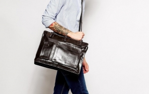 Leather Messenger Bags For Men Review: The Perfect Bag For Every Occasion