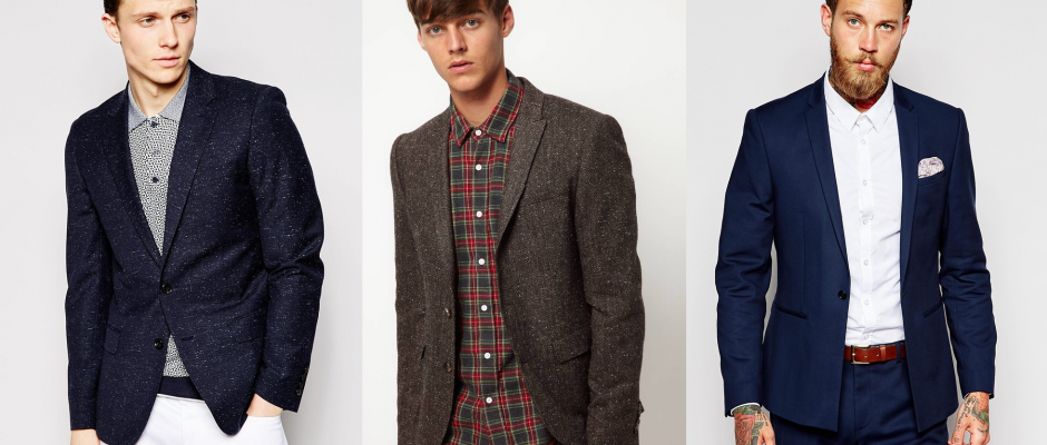 The Differences: Sport Coat vs Blazer vs Suit Jacket