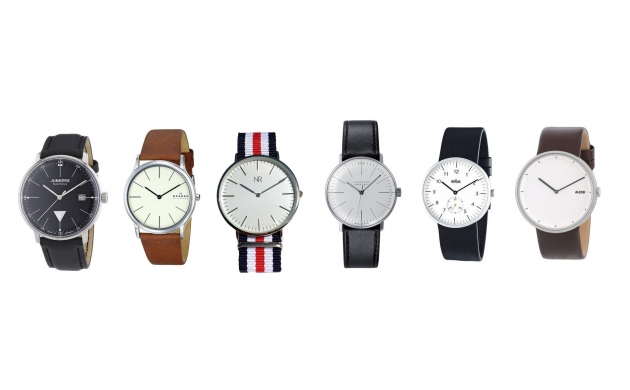 Top Minimalist Watches for Men Which Make a Great Fashion Gift for Guys